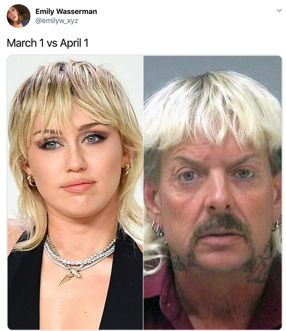 march 31 vs april 1, march 31 vs april 1 memes, march 31 vs april 1 tweets, me on march 1 vs april 1