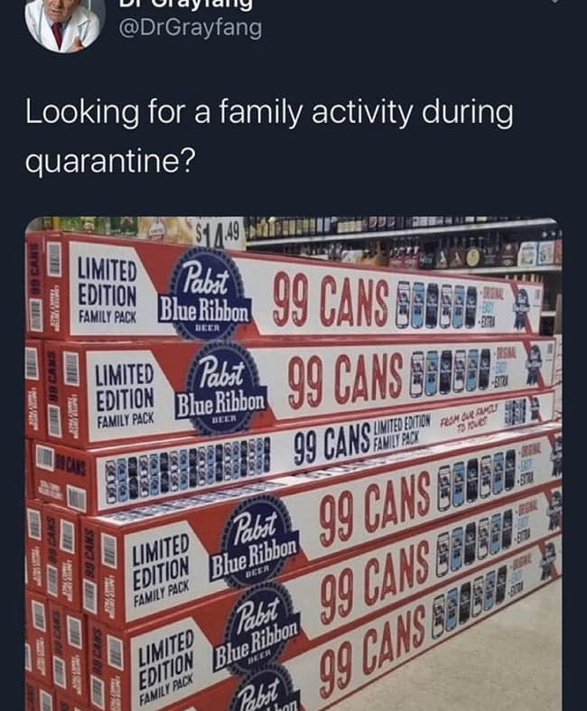 23 Quarantine Drinking Memes That Prove Everyone Is ...