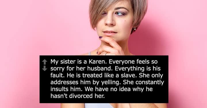 married to a karen, married to a karen askreddit