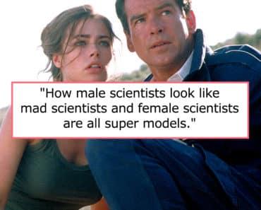 unrealistic movie tropes