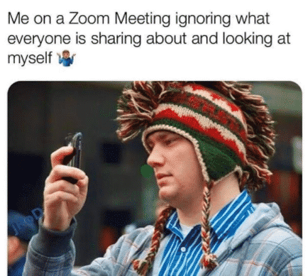 Zoom Memes To Laugh At...