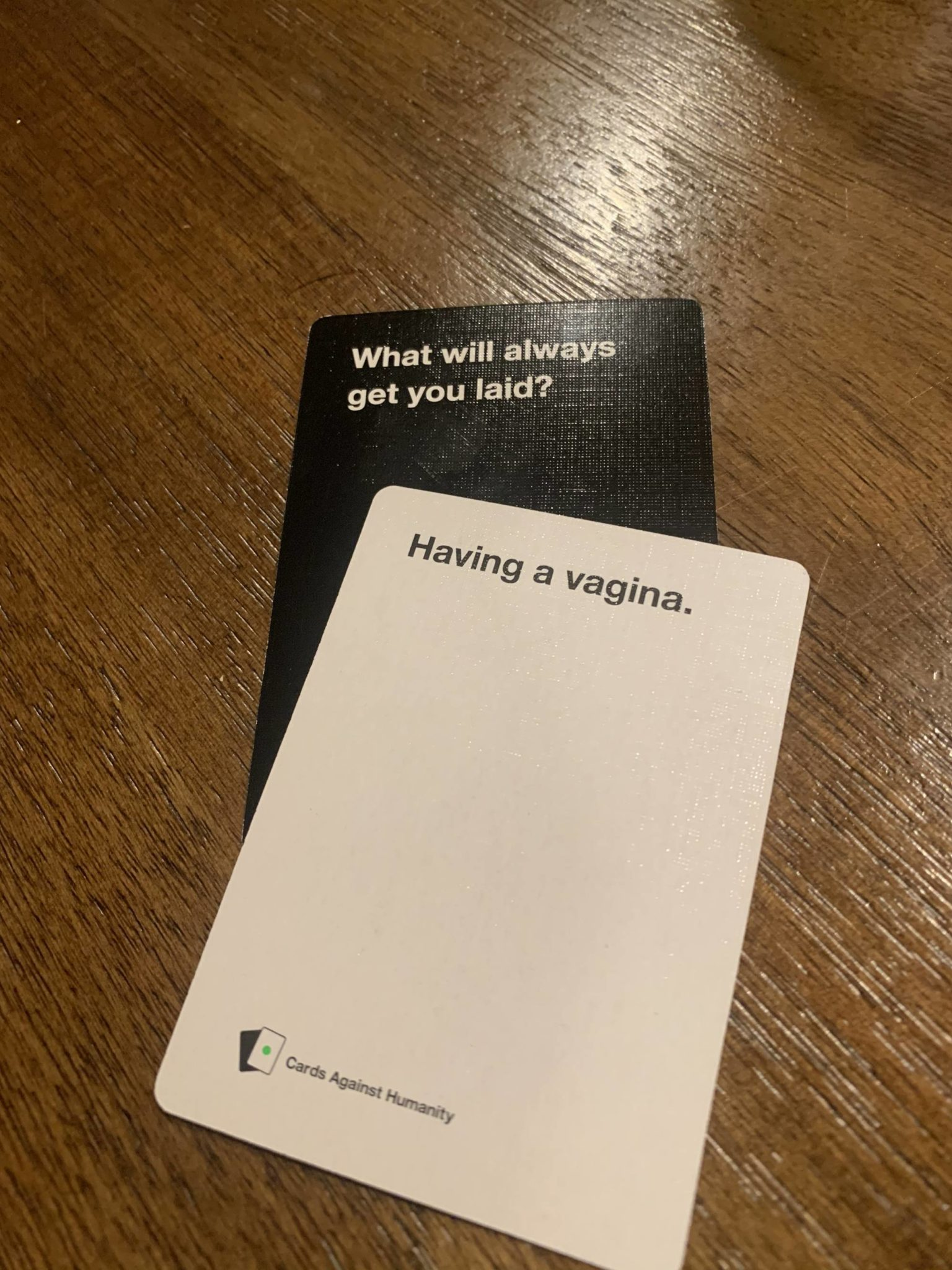 35 Of The Funniest Cards Against Humanity Combos