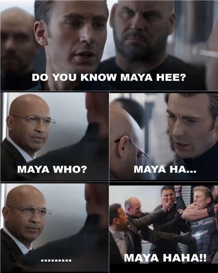captain america meme, captain america elevator fight meme, captain america elevator dad joke, captain america elevator fight dad joke, captain america elevator fight