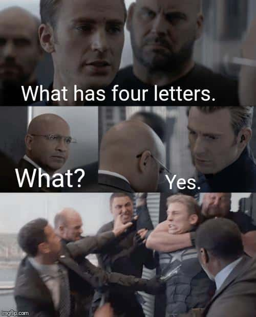 captain america meme, captain america elevator fight meme, captain america elevator dad joke, captain america elevator fight dad joke, captain america elevator fight