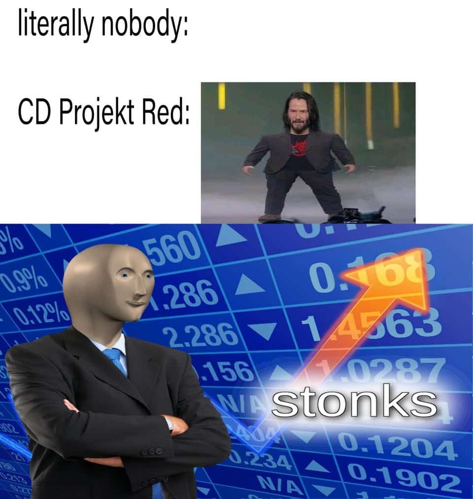 The Stonks Meme Will Diversify Your Meme Portfolio (50 ...
