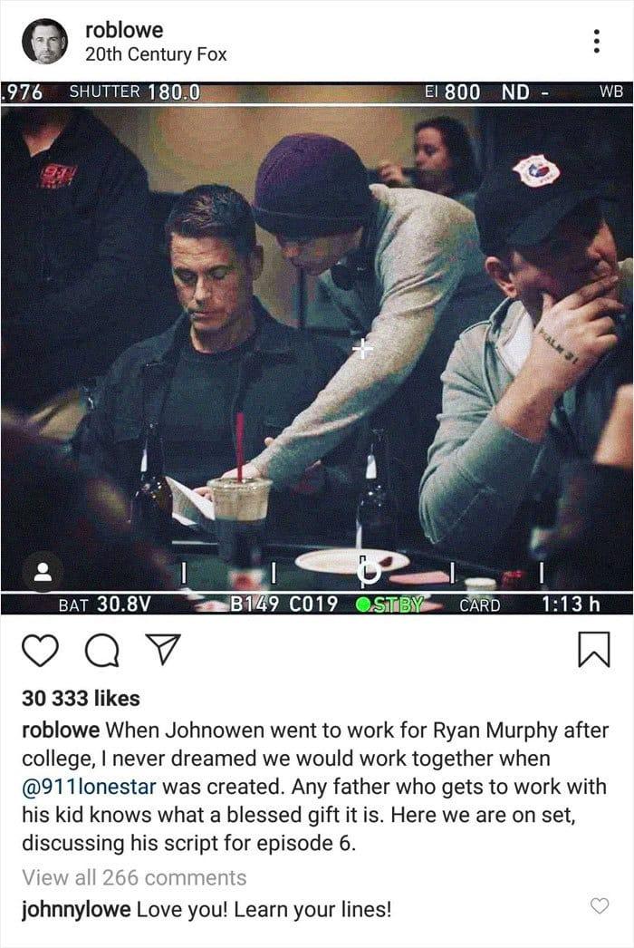 rob lowe sons, rob lowes sons, rob lowe's sons