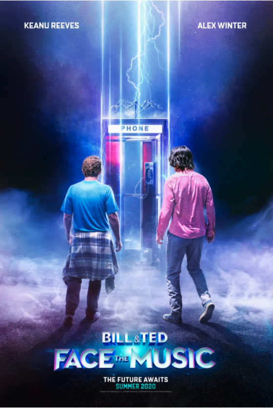 bill and ted face the music trailer, bill and ted 3, bill and ted 3 trailer, bill and ted 3 teaser, bill and ted face the music trailer, bill and ted face the music teaser, bill and ted 3 trailer