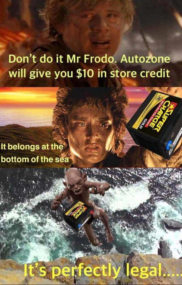 50 Of The Funniest Car Battery Memes We Had Time To Find