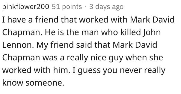 serial killer askreddit