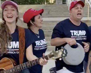 trump band