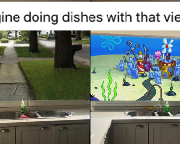 Imagine Washing Dishes With This View meme, @Mileswood_ imagine doing dishes, @Mileswood_ doing dishes, @Mileswood_ dishes, imagine doing dishes meme, imagine doing the dishes meme, imagine doing the dishes with this view, imagine doing dishes with this view, imagine doing dishes meme, imagine doing dishes with this view meme, doing the dishes with this view, doing the dishes with this view meme, dishes with this view, dishes with this view meme, imagine washing the dishes with this view