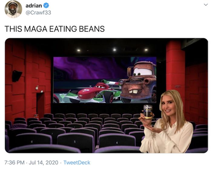 ivanka beans meme, ivanka beans memes, ivanka goya meme, ivanka goya memes, Ivanka Trump Holding Goya Beans Can, ivanka trump meme, ivanka trump memes, ivanka trump goya meme, ivanka trump goya memes, goya trump meme, goya trump memes, ivanka trump goya, ivanka trump goya beans