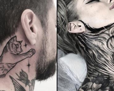 neck tattoo, cool neck tattoo, neck tattoo ideas, neck tattoo cover up, neck tattoos for females, neck tattoos for girls, neck tattoos words, neck tattoos names, neck tattoos men