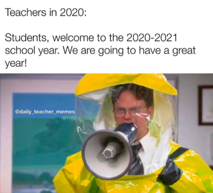 Here Are The Best 2020 Back To School Memes We Could Find
