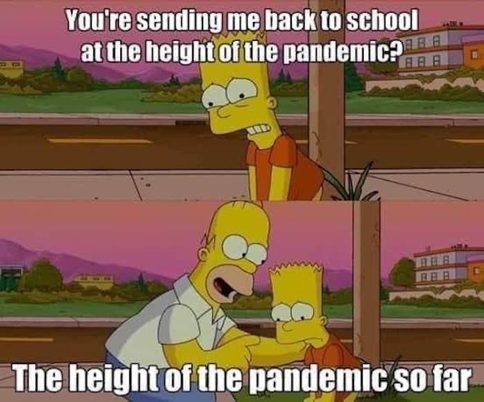 the height of the pandemic so far back to school meme, simpsons back to school meme, back to school meme, back to school memes, funny back to school meme, funny back to school memes, back to school 2020 meme, back to school 2020 memes, going back to school meme, going back to school memes, meme back to school, memes back to school, back to school funny meme, funny meme back to school, funny memes about going back to school, funny meme back to school