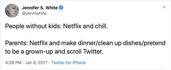funny netflix and chill parenting tweet, funny netflix tweet, funny netflix tweets, netflix parent tweet, netflix parent tweets, netflix parent funny, funny netflix parent, funny netflix parenting, funny parents tweets netlfix, funny parent tweet netflix, funny netflix parent tweet