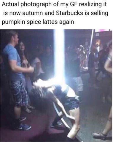 actual photograph of my gf pumpkin spice meme, actual photo of my girlfriend pumpkin spice meme, pumpkin spice meme, pumpkin spice memes, funny pumpkin spice meme, pumpkin spice latte meme, funny pumpkin spice memes, pumpkin spice season memes, pumpkin spice in everything memes, pumpkin spice everything meme, pumpkin spice season, hilarious pumpkin spice meme, hilarious pumpkin spice memes, everything pumpkin spice, everything pumpkin spice memes, put pumpkin spice in everything memes