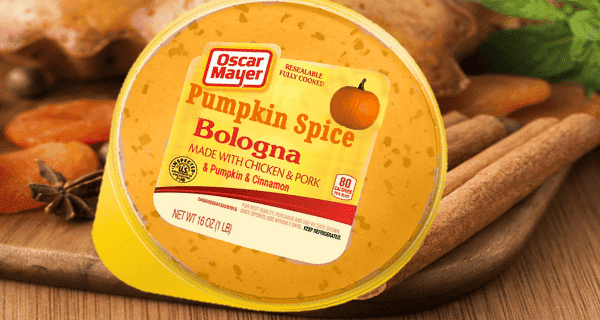 pumpkin spice bologna, pumpkin spice bologna meme, bologna pumpkin spice meme, bologna with pumpkin spice meme, funny bologna pumpkin spice meme