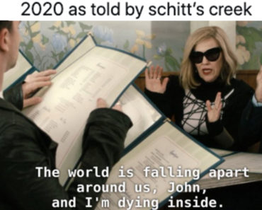 2020 as told by