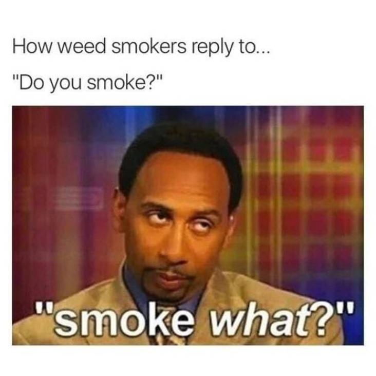 do you smoke stoner meme, do you smoke weed meme, do you smoke cannabis meme