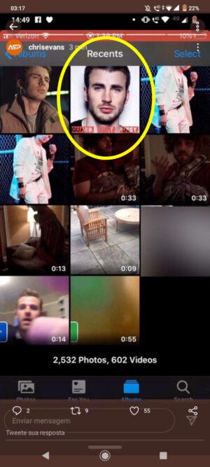 Chris Evans Leaked Meme Has Become A Meme Itself (13 Memes)