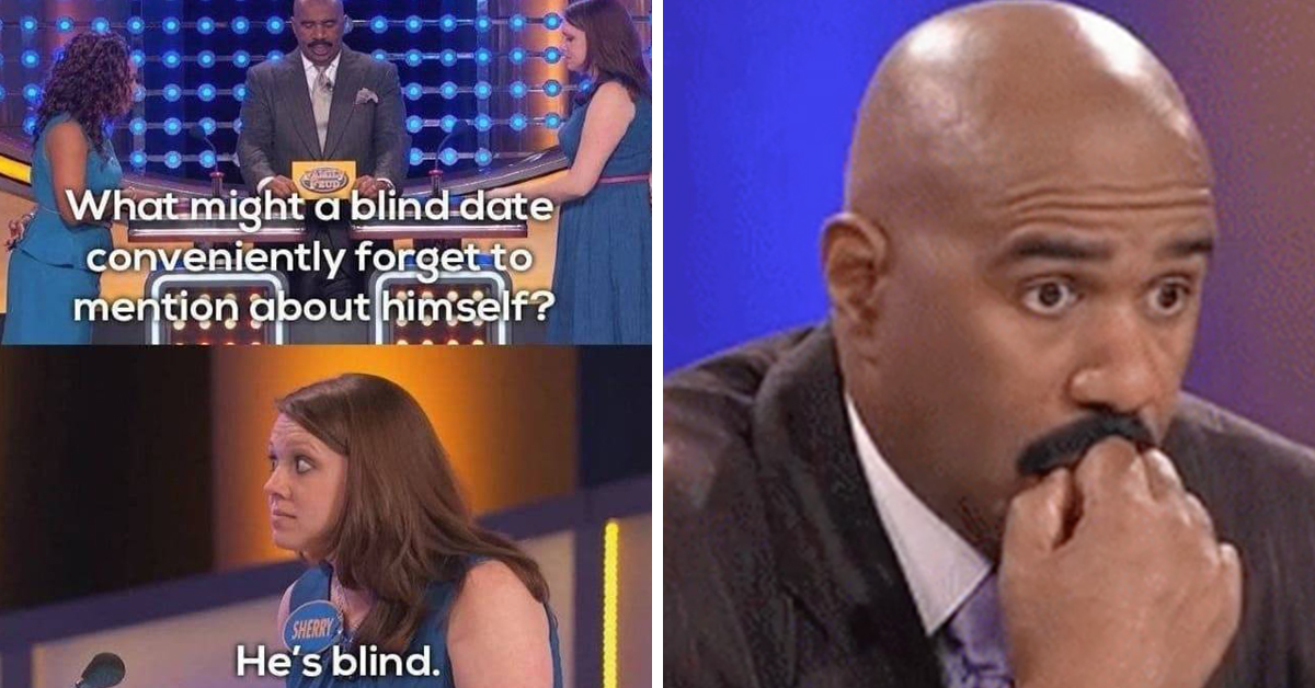 """Survey Says These """"Family Feud"""" Answers Are ..."""