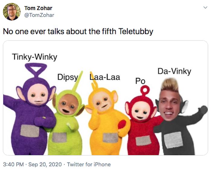 Explaining The Da Vinci/Da Vinky Meme And The Twins Who ...