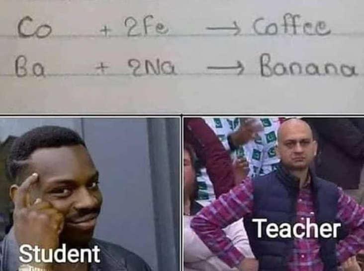 chemistry equation science meme, funny chemistry problem science meme, chemistry problem science meme