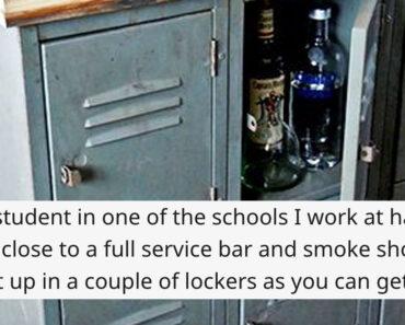 punish students