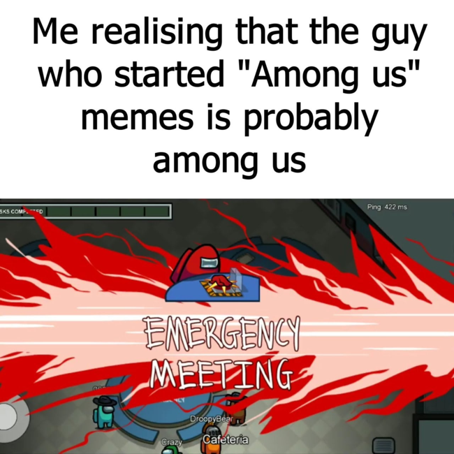 Among Us Memes That Are Actually Funny Now That I ve Played It
