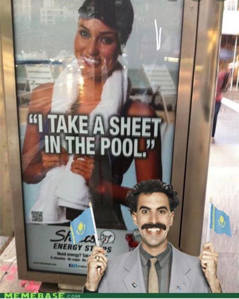 25 Funny Borat Memes That Are Also *Borat Voice* Very Niiiice 18