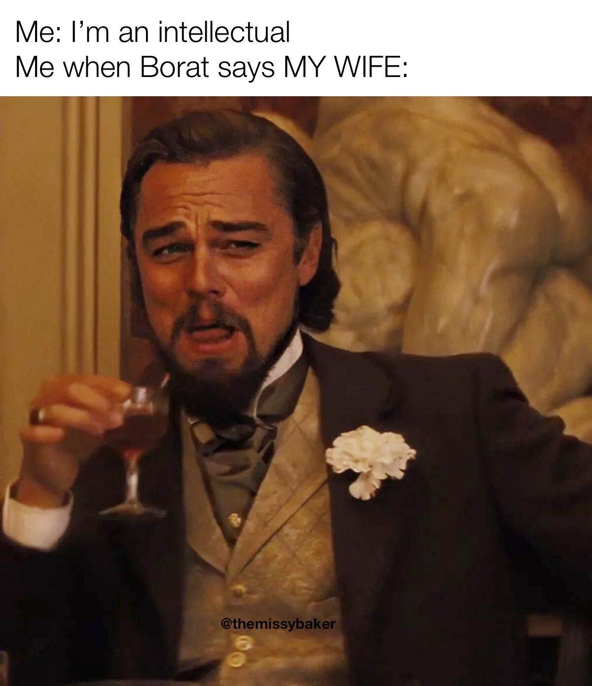 25 Funny Borat Memes That Are Also *Borat Voice* Very Niiiice 20