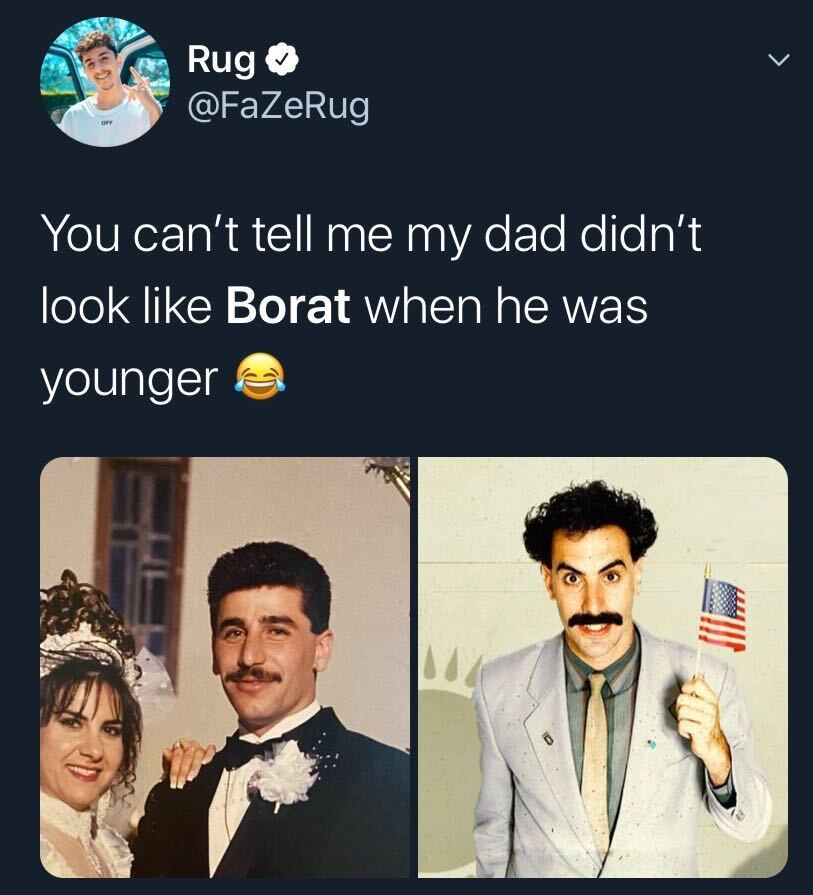 25 Funny Borat Memes That Are Also *Borat Voice* Very Niiiice 12