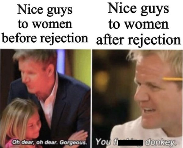 """Some """"Nice Guys"""" Are Actually Total A-Holes (32 Pics) 38"""