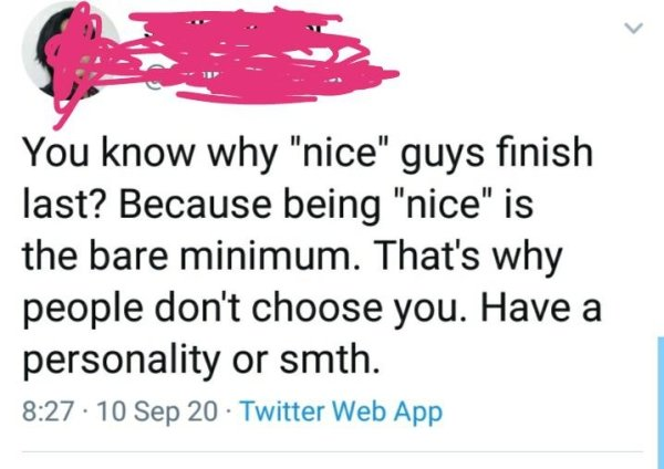 """Some """"Nice Guys"""" Are Actually Total A-Holes (32 Pics) 52"""