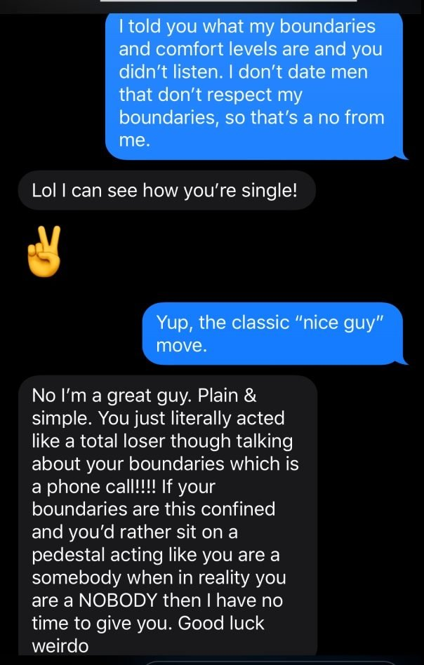"""Some """"Nice Guys"""" Are Actually Total A-Holes (32 Pics) 26"""