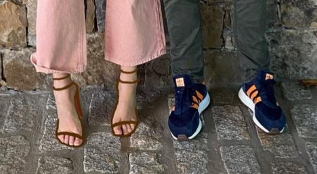 photoshopped shoes