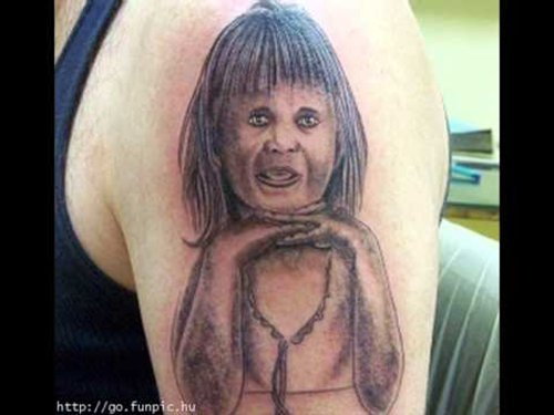 """You Know Tattoos Are Permanent, Right?"" (40 Bad Tattoos) 28"