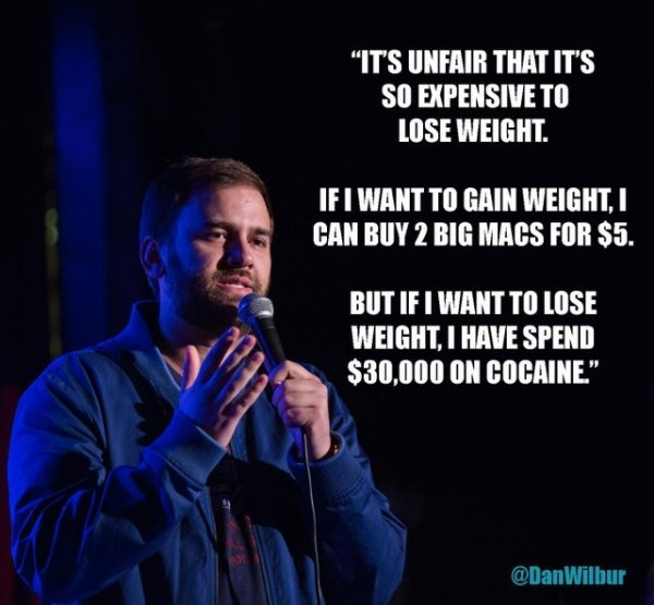 Enjoy Stand-Up Comedy While Sitting At Your Computer (24 Jokes) 12