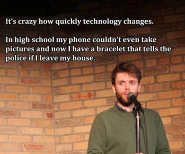 Enjoy Stand-Up Comedy While Sitting At Your Computer (24 Jokes) 32