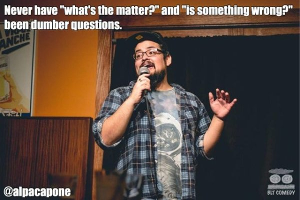 Enjoy Stand-Up Comedy While Sitting At Your Computer (24 Jokes) 18
