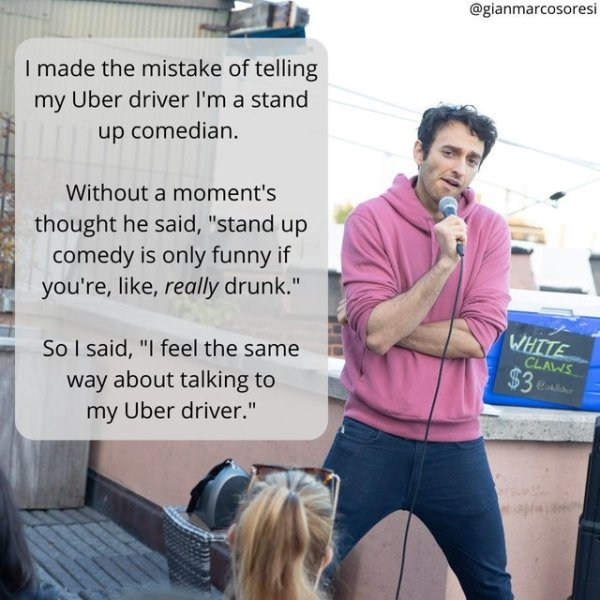 Enjoy Stand-Up Comedy While Sitting At Your Computer (24 Jokes) 52