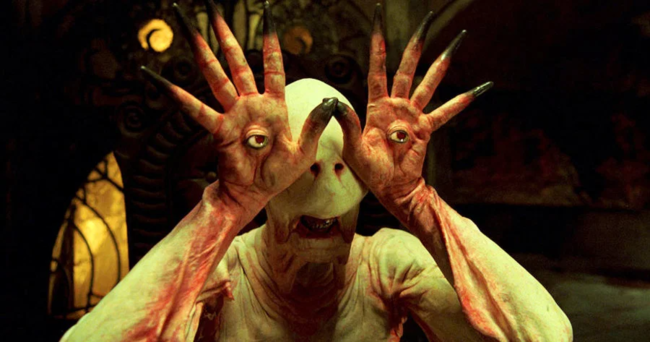pan's labyrinth best horror movies streaming