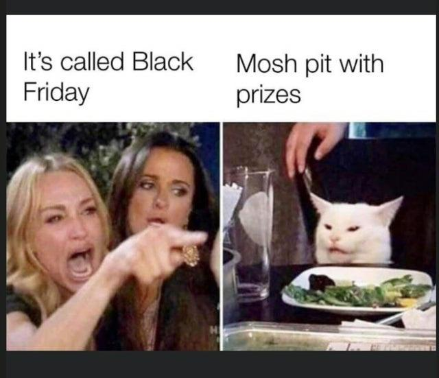 35 Of The Funniest Black Friday Memes We Had Time To Find 13