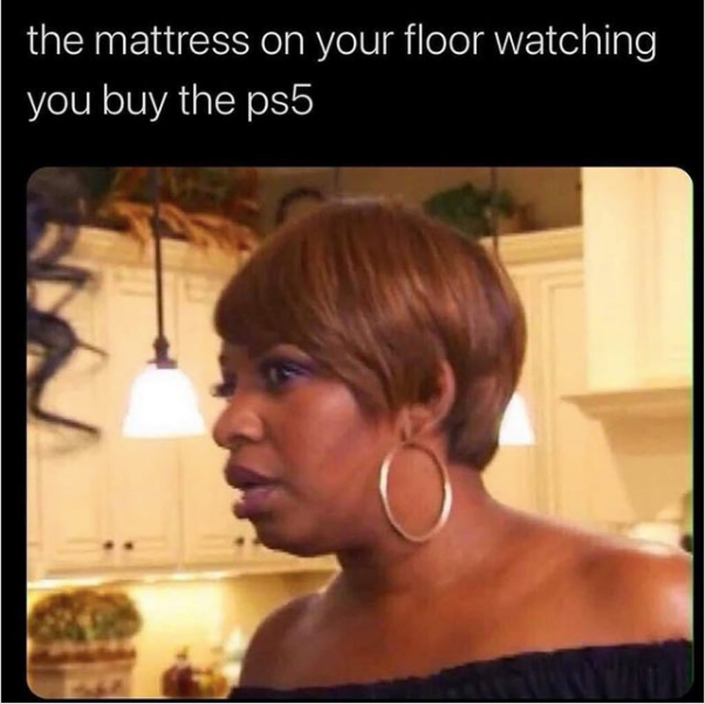 35 Of The Funniest Black Friday Memes We Had Time To Find 5