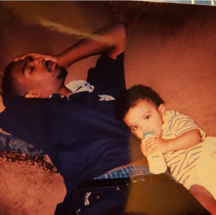 Father Shared Pics Of Holding His Son, Sparks Toxic Masculinity Debate 7