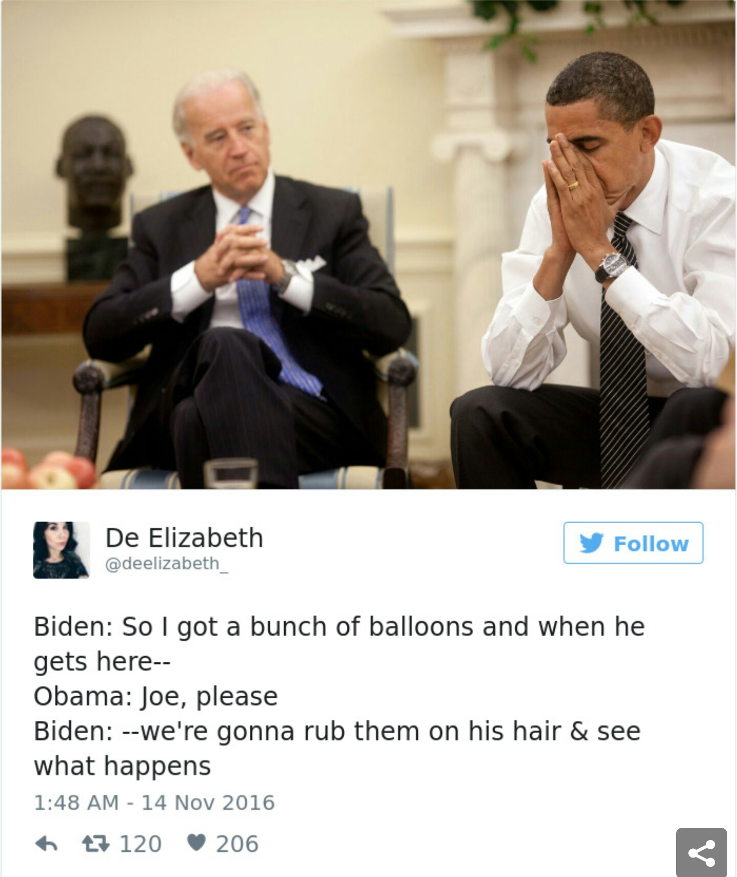27 Of The Funniest Joe Biden Memes We Had Time To Find 16