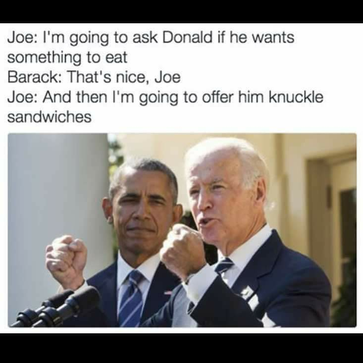 27 Of The Funniest Joe Biden Memes We Had Time To Find 22
