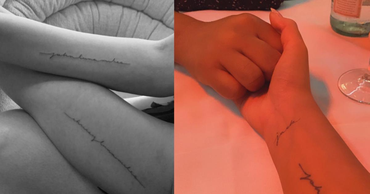 teigen tattoo, chrissy teigen tattoo, chrissy teigen tattoos