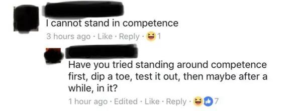 Funny Facebook status
